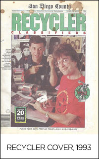 Recycler cover, 1993